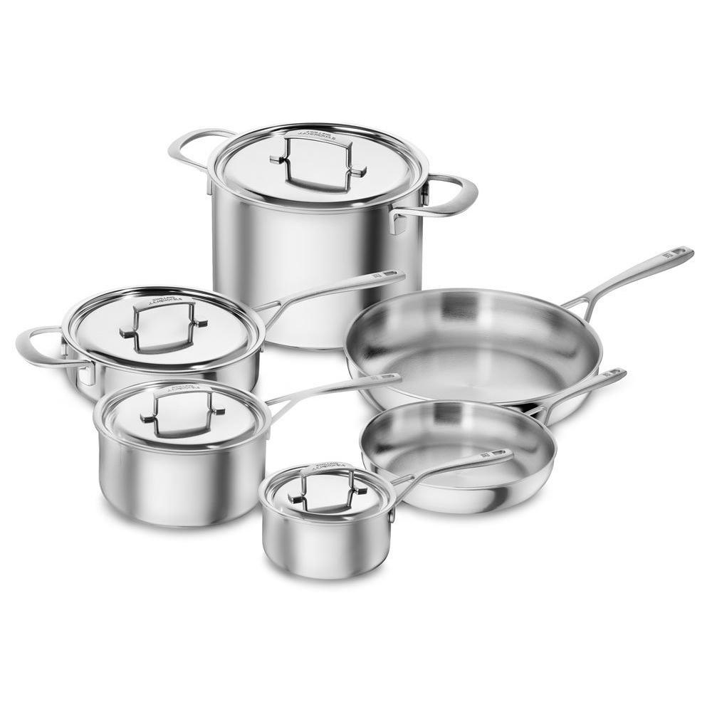 Demeyere batterie de cuisine de 10 pi ces industry for Quincaillerie pour cuisine