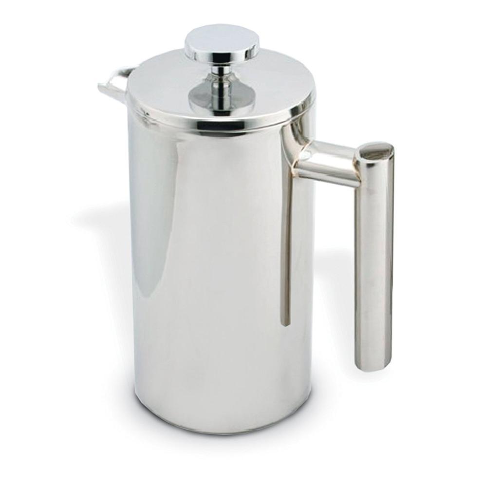 Cuisinox cafeti re piston double paroi 1l caf et - Fonctionnement cafetiere a piston ...