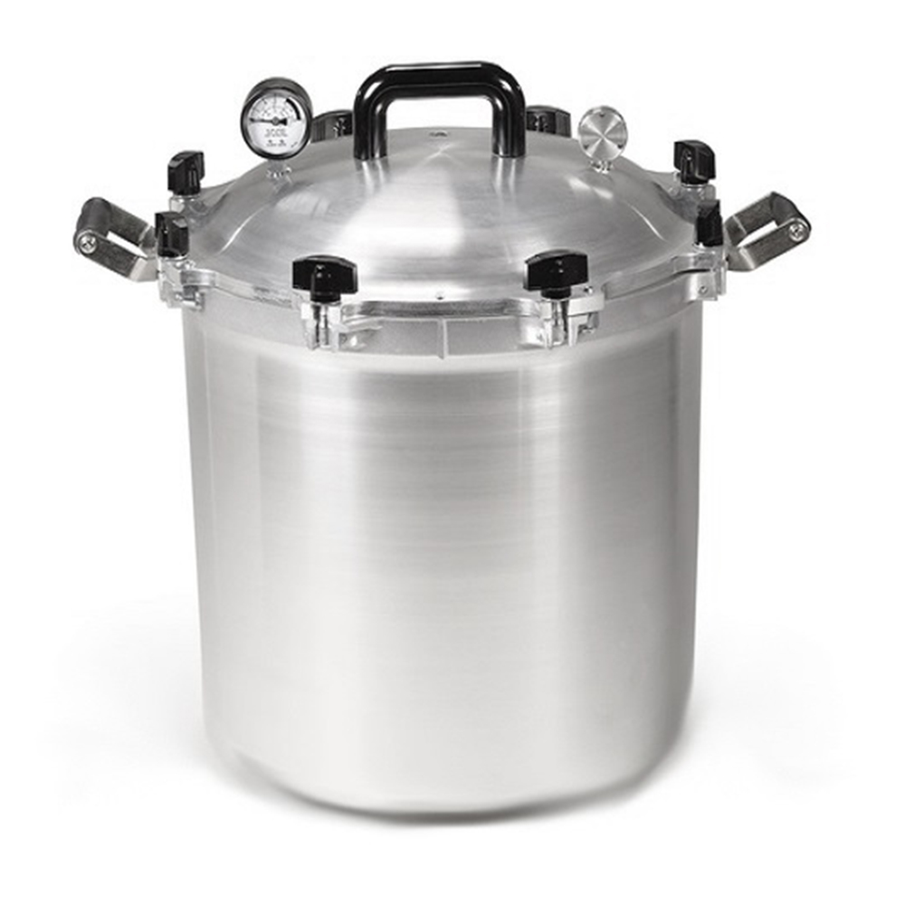 All American Autoclave 941 Our Specialty