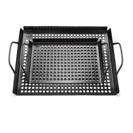 Outset - Ensemble de 2 grilles BBQ