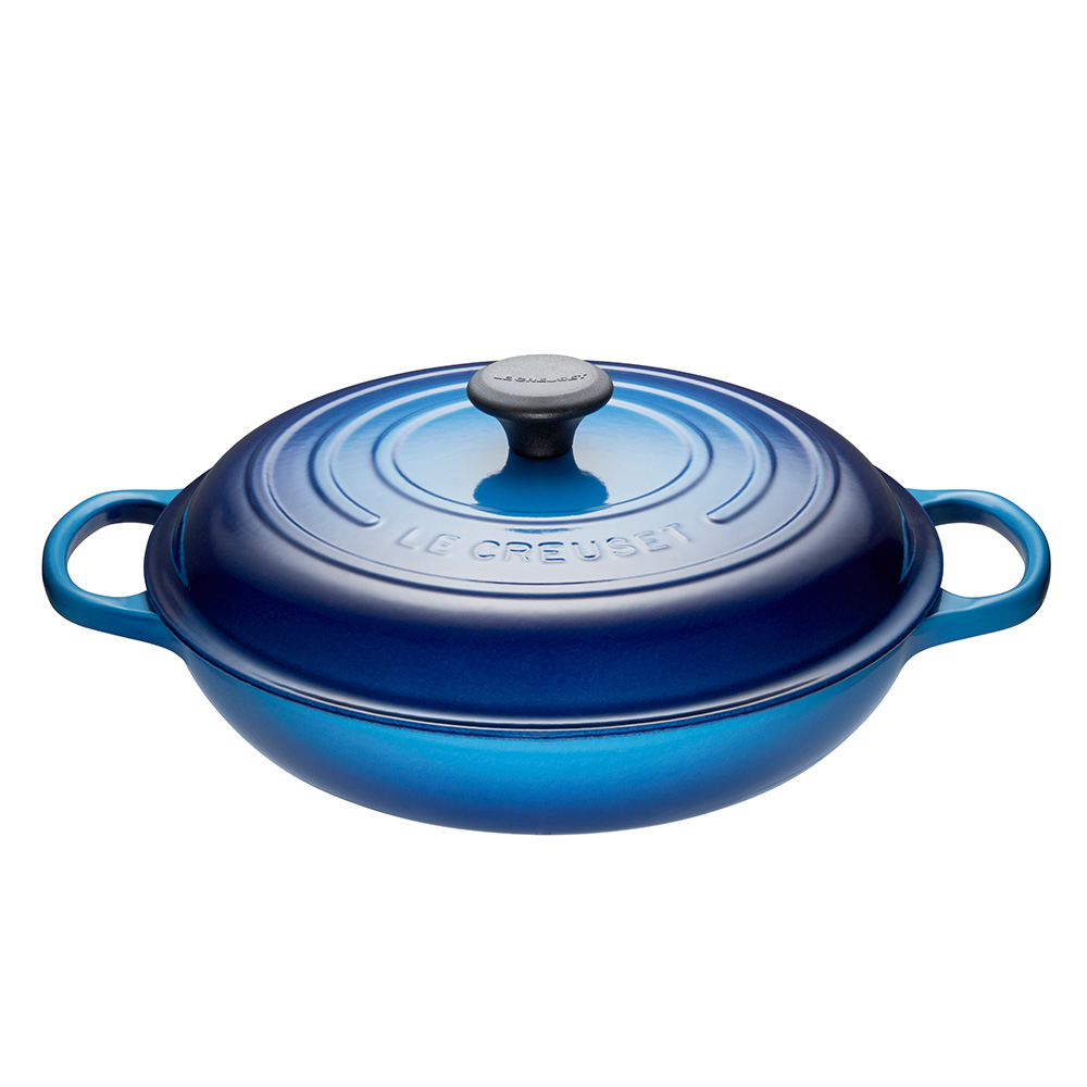 le creuset braisi re 30cm 3 5l pour la cuisson quincaillerie dante. Black Bedroom Furniture Sets. Home Design Ideas