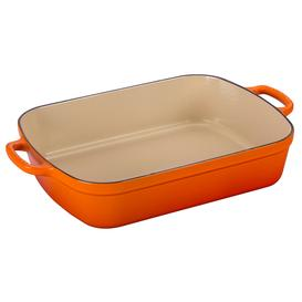 ***Le Creuset - Enameled Cast Iron Rectangular Roaster