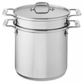 All Clad - Marmite Pasta Pot 8 qt