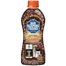 Barkeepers Friend - Coffee Maker Cleaner